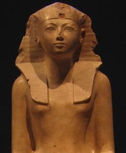 حتشبسوت..أعظم ملكة فرعونية Hatshepsut