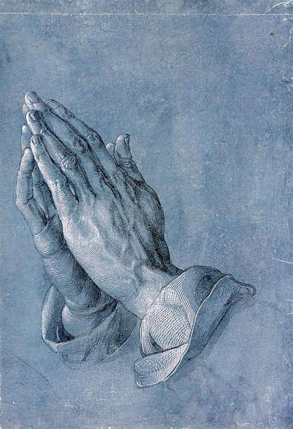 ������ ��� � ������ ������ ���� � ������� �� ������ ���� � D�rer Albrecht Duerer-Prayer.jpg