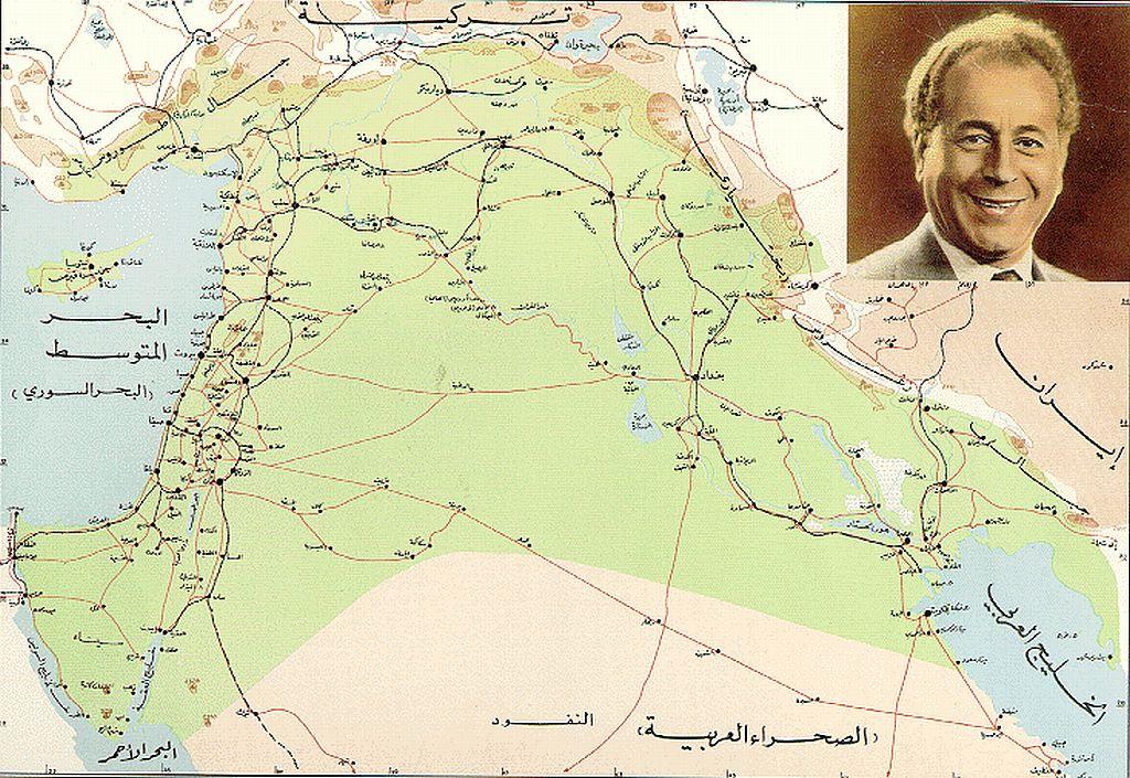 سوريا الكبرى المعرفة