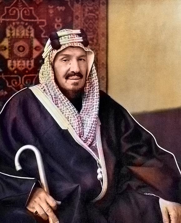 عبد العزيز بن عبد الرحمن آل سعود المعرفة