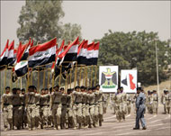 احتفالات العراق بانسحاب الجيش الأمريكي من البلاد
