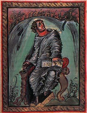 Ebbo.Gospels.St.Mark