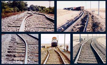 Bi the train tracks - 2 part 4
