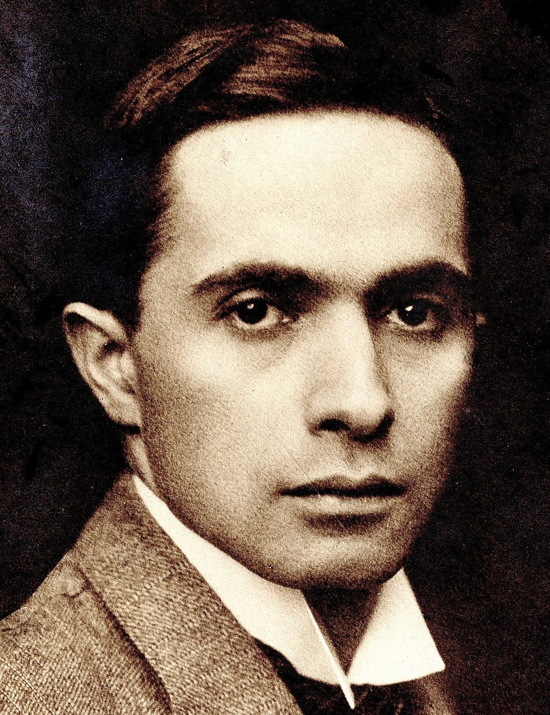 Leyendecker Portrait