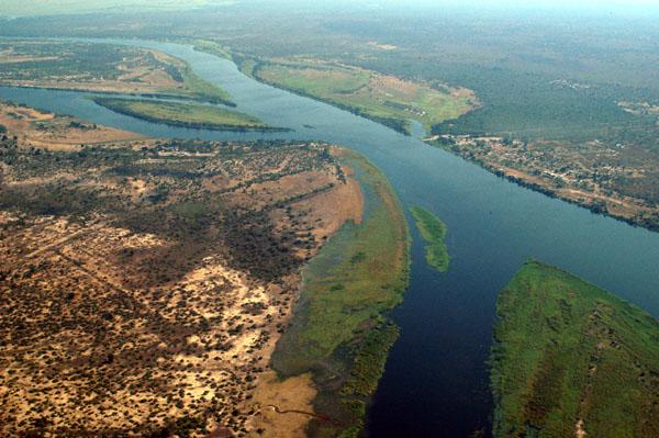 نهر زامبيزي - Zambezi River - المعرفة