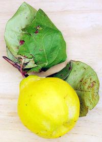 فاكهة السفرجل Quince