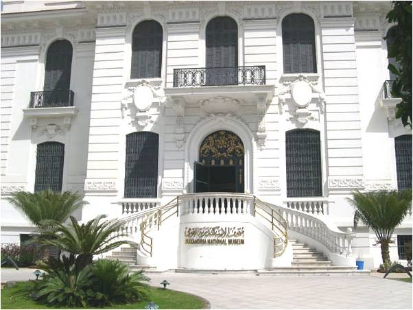 ملف:Alexandria National Museum in Fouad Street,.jpg