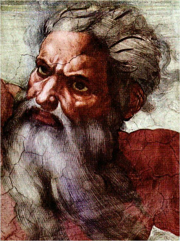 لوحات الفنان مايكل انجلو
