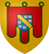 Coat of arms of Cantal