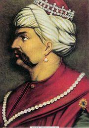نتيجة بحث الصور عن السلطان سليم الأول