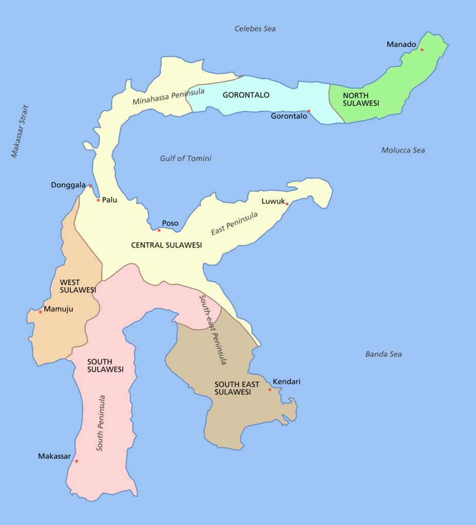 ملف:Sulawesi map.PNG