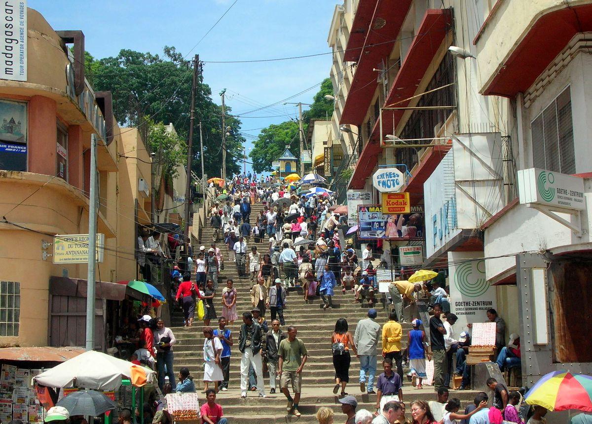 أنتاناناريفو الرائعة