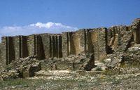 سور قلعة بني حماد