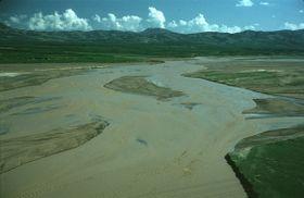 النهر الأصفر او هوانغ هي  280px-Huanghe