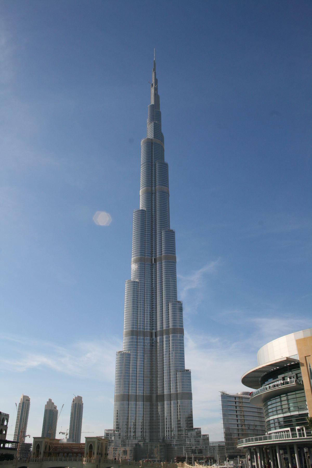 برج خليفة المعرفة