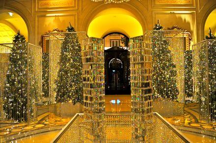 فندق فور سيزونز جورج الخامس - المعرفة