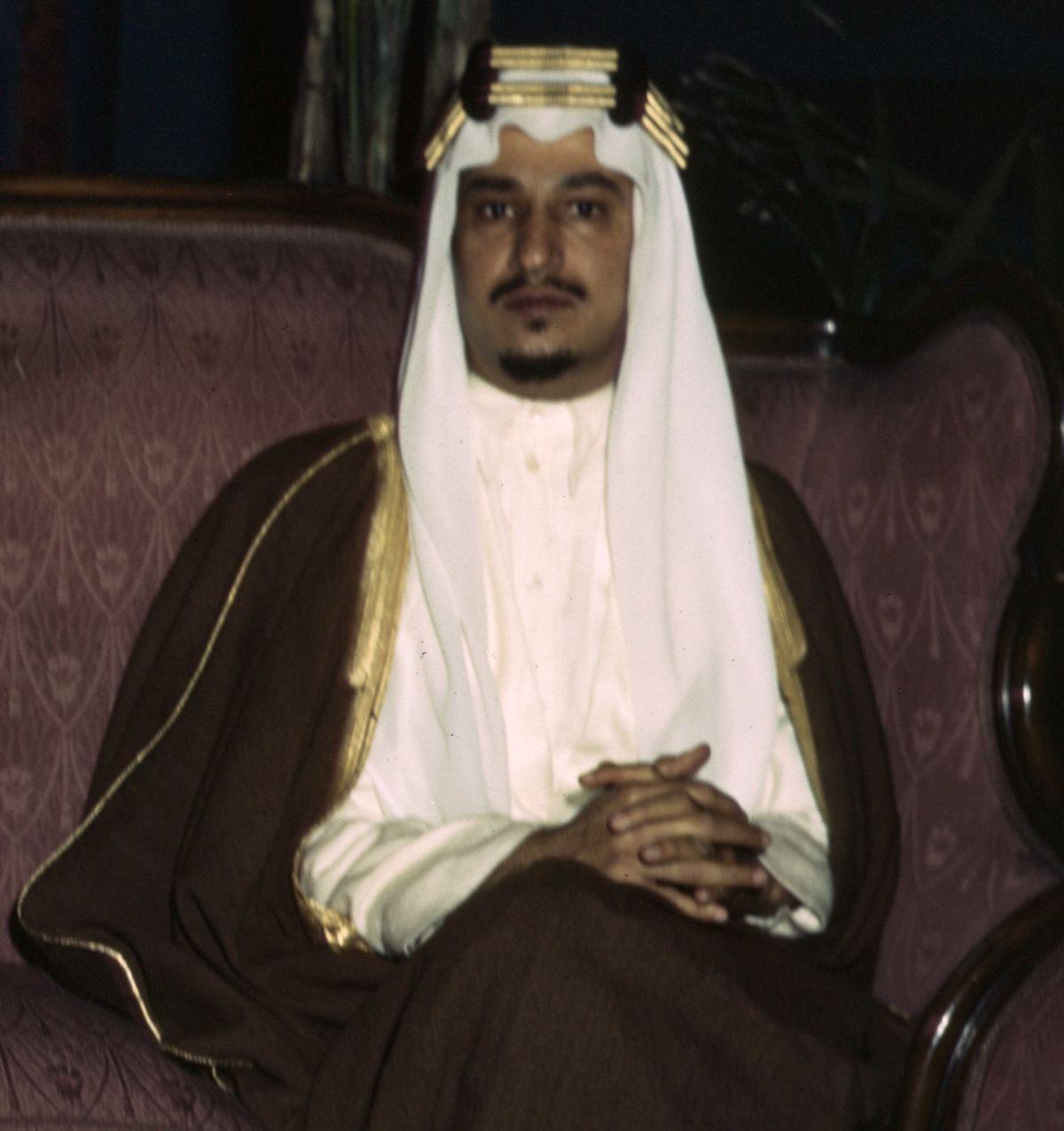 خالد بن عبد العزيز آل سعود المعرفة