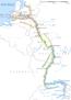 خريطة نهر الراين