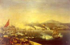 Naval Battle of Navarino by Carneray.jpg