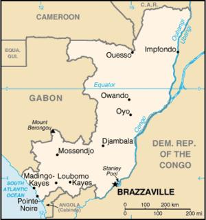 جمهورية الكونغو - المعرفة