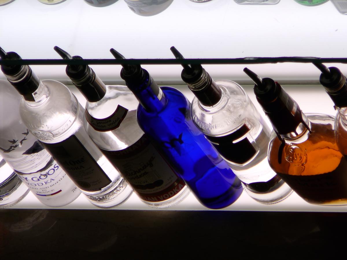 مشروبات كحولية المعرفة
