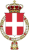 Lesser coat of arms of the Kingdom of Italy (1890).png