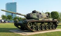 American M60A3 tank Lake Charles, Louisiana April 2005.jpg