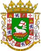 Coat of arms Puerto Rico