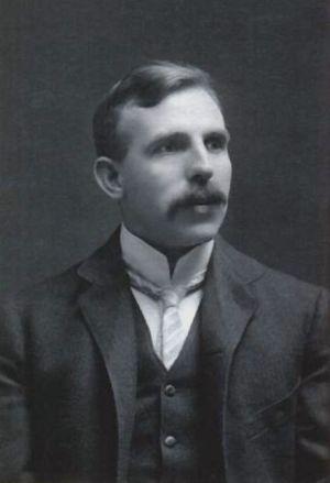 إرنست رذرفورد, البارون الأول رذرفورد من نلسون (1871-1937)