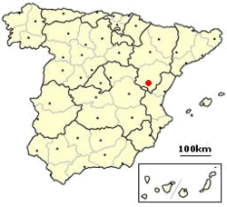 Teruel, Spain location.png