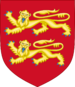 Arms of William the Conqueror (1066-1087).png