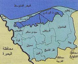 إبتسم .... أنت فى كفر الشيخ 270px-Kafrel_Sheikh_Map.jpg