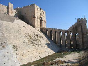 bf88c5100 قلعة حلب - المعرفة