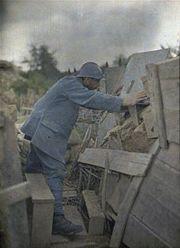 فرنسا 1917