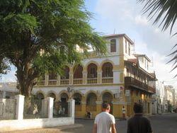 أفق مدينة جيبوتي