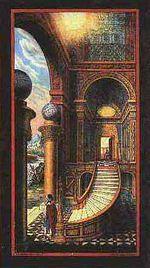 المعرفة (ماسونية) 150px-Stair_tracingboard