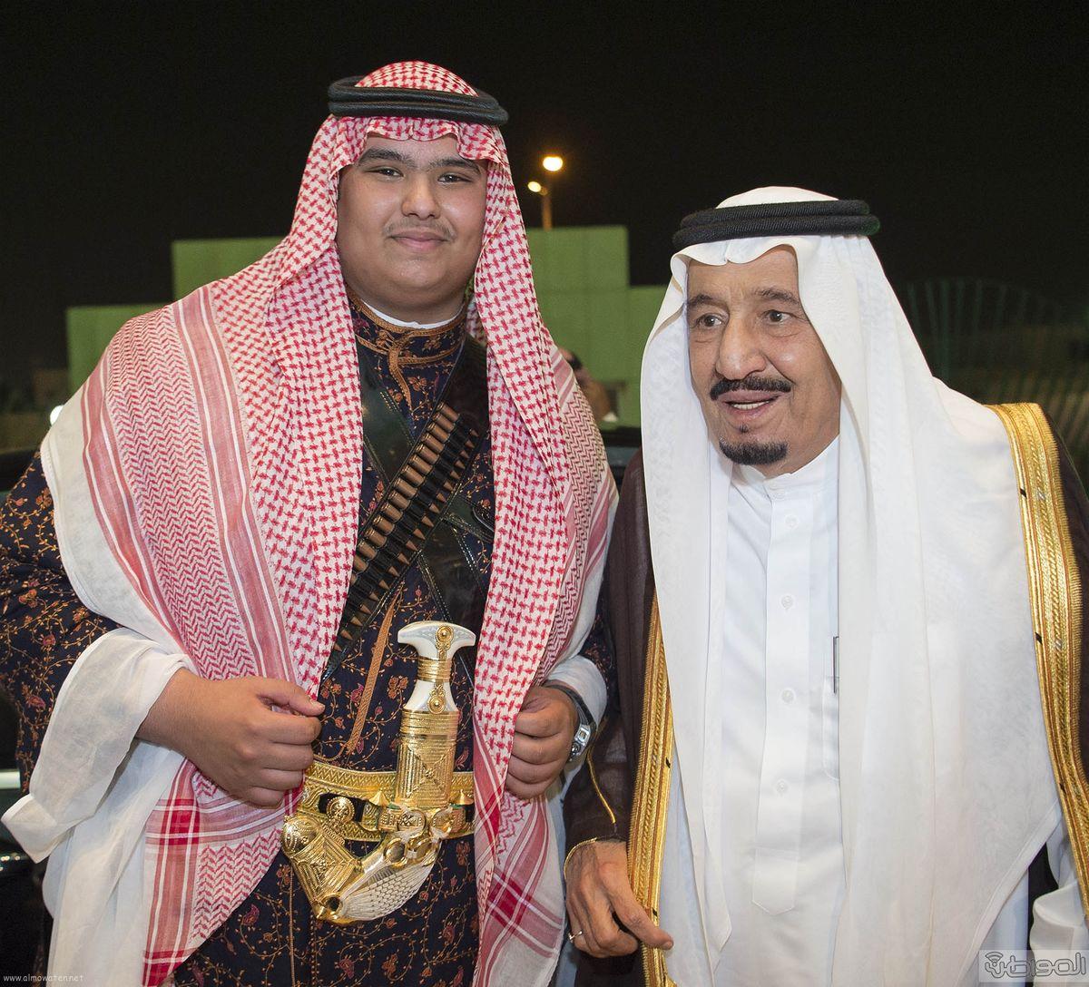راكان بن سلمان بن عبد العزيز آل سعود المعرفة