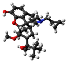 Buprenorphine molecule from xtal ball.png