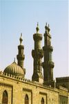 Flickr - Charlie Phillips - Minarets of the Mosque of Al Hakim, Cairo.jpg