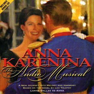 غلاف إسطوانة موسيقى آنا كارنينا.