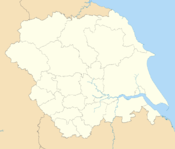 Yorkshire and the Humber districts 2011 map.png