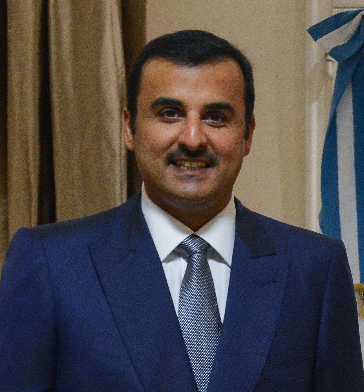 تميم بن حمد بن خليفة آل ثاني المعرفة