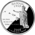 Quarter of Hawaii