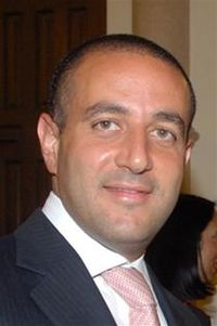 Image result for ‫نادر الحريري‬‎