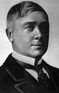 Maurice Maeterlinck (* 1862)