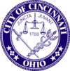 Official seal of سنسناتي، أوهايوCincinnati, Ohio