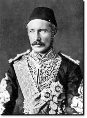 نتيجة بحث الصور عن الجنرال غوردون
