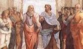 """جزء من """"مدرسة أثينا"""" رفائيل(رافيلو سانزيو, 1483-1520)"""