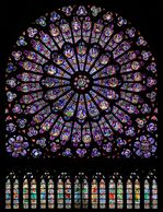 North rose window of Notre-Dame de Paris, Aug 2010.jpg