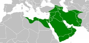 Mohammad adil rais-Caliph Umar's empire at its peak 644.PNG